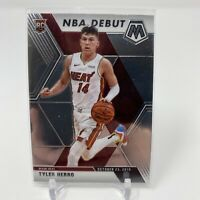 2019-20 Panini Prizm Mosaic Tyler Herro Rookie Card RC NBA Debut Base Miami Heat