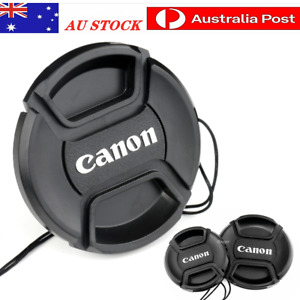 Canon Lens Cap49,52,55,58,62,67,72,77,82mm For Replacement.
