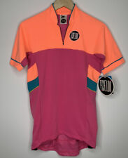 VTG Nike Echelon Cycling Jersey New With Tags 1980's NOS - L