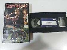 TRAMONTANA VHS TAPE COLECCIONISTA JORGE SANZ EMMA SUAREZ ALVARO DE LUNA