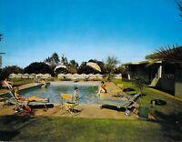CA Palm Desert PALM DESERT GUEST COTTAGES 1950s Advertising 5.5x7 postcard