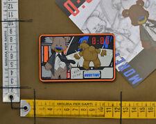 "PVC / Rubber ""More Time Creasy Bear Morale Patch""by Violent Little Machine Shop®"