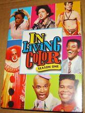 In Living Color - Season 1 (DVD, 2009, 3-Disc Set), NEW & SEALED, REGION 1,FUNNY