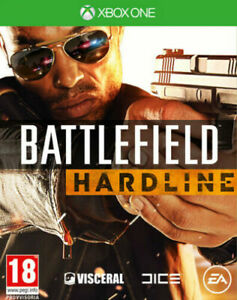 Battlefield Hardline | Xbox One BRAND NEW SEALED
