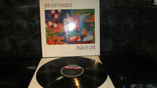 VINYL JON AND VANGELIS PAGE OF LIFE