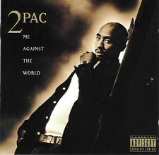 2Pac - Me Against the World (2LP, Vinyl 1995) Interscope Records  NEW rare oop