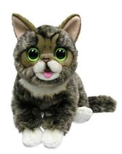 NEW Cuddle Barn Lil Bub Adorable Kitten Cat Plush Toy CB8240 FREE SHIPPING