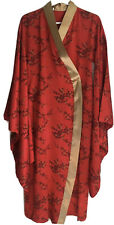 Handmade Japanese KIMONO GEISHA Oriental COSTUME Size XS
