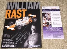 DAN WHELDON SIGNED 2011 INDY 500 HERO CARD INDIANAPOLIS WINNER *VERY RARE* JSA