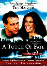 NEW DVD- A TOUCH OF FATE - Teri Hatcher (DESPERATE  HOUSEWIVES ) SPECIAL EDITION