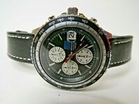 Seiko NASA Spinoff Space Move Watch Space Shuttle Tile Men's Wristwatch