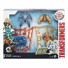 Transformers RID Mini-Con 4-Pack: SWELTER, BACKTRACK, UNDERTONE & BEASTBOX