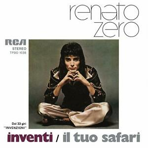 """Inventi/Il Tuo Safari 7"""" (Rsd18) [lp_record] Zero Renato"""