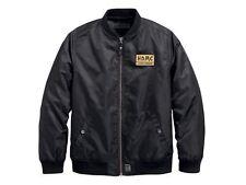 97457-18VM new harley davidson men's HDMC patch slim fit bomber jacket size 3XL