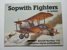 Sopwith Fighters in action  - Aircraft No 110 Squadron/Signal
