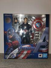 Tamashii Marvel S.H. Figuarts Avengers: Endgame Captain America (Cap Vs. Cap)