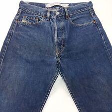 Diesel KEETAR Mens Vintage Jeans W29 L32 Dark Blue Regular Straight High Rise