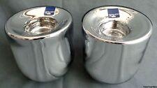 LEONARDO 2x waxinelichthouder H12cm O10cm Tea Light Holders Teelichthalter
