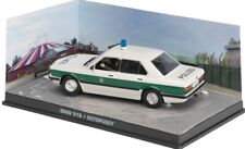 BMW 518 Policía OCTOPUSSY 1:43 007 James Bond coche diorama metal diecast