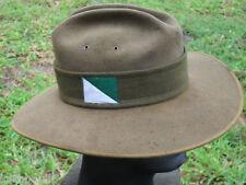 WW1  2nd Australian light horse puggaree & colour patch