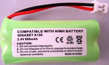 2.4V NiMH BATTERY COMPATIBLE WITH SIEMENS V30145-K1310-X383 V30145-K1310-X359