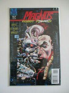 Magnus Robot Fighter #57 Nov. Comic Book Valiant 1995 EXCELLENT!