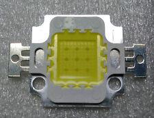 Led chip de 10w Blanco luz dia + cinta térmica doble cara adhesiva instalada