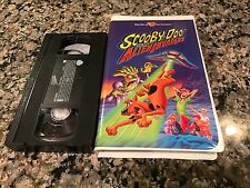 Scooby-Doo And The Alien Invaders Rare Clamshell VHS! Warner Brothers 2000
