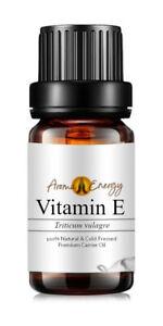 VITAMIN E Oil - 100% Pure Natural Aromatherapy Oil - 10ml