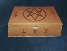 Curse Box, Supernaturally Inspired (Style #9 MoL, Bloody Handprint)