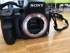 Sony A700 + lenses (28-75/2.8;50/1.7;17-35/2.8-4;70-210/4) + Sony flashHVL F56AM