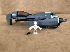 7656 Lego Complete Star Wars Episode III General Grievous Starfighter ship