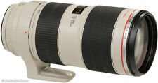 Canon EF 70-200mm F/2.8L Lente IS II USM