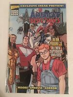 America's Best Comics Wizard Sneak Preview Alan Moore Exclusive NICE 1999 #91