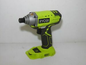 Ryobi One+ R18IDP 18V Cordless Impact Driver Bare Fully Working Excellent cond