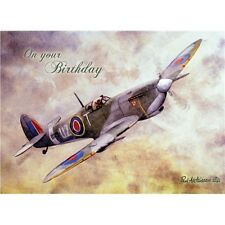 Painted Spitfire blank greeting cards by Otterhouse