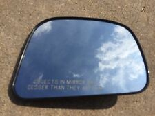 NEW OEM NISSAN VERSA (ALL MODELS)  LEFT (DRIVERS SIDE) MIRROR GLASS
