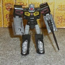 Transformers Titans Return REWIND Complete Data Disc Cassette Figure Lot