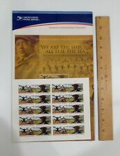 USPS Negro League Baseball, Diary Page, 20 Stamps, 2010, 4465-4466, New, Sealed