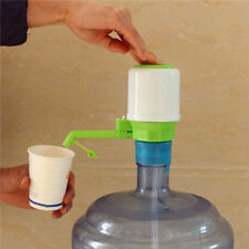 Drinking Water Bottle Pump Dispenser Manual Hand Jug Easy Install Tap Spigot N7