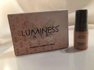 New Luminess/Stream Air Airbrush Makeup Satin Shade 5 Foundation 25oz Free Ship