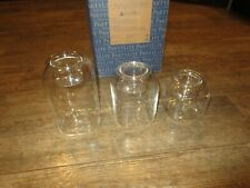 PartyLite Clearly Creative Classic Votive Trio Candle Holders 6 Pieces P92264