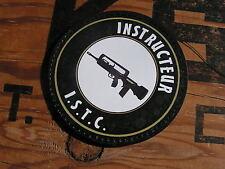 SNAKE PATCH PVC - INSTRUCTEUR ISTC - famas tir de combat Félin GUERILLA NTTC