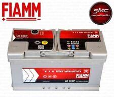 BATTERIA Batteria DI AVVIAMENTO BATTERIA AUTO FIAMM l5100p TITANIUM PRO 100ah 870a 12v