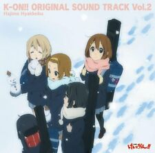 USED K-ON!! OST VOL.2 [Audio CD] ANIMATION(O.S.T.) CD