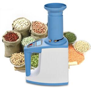 LDS-1G Digital Grain Moisture Tester Meter Grain Wheat Maize Moisture Analyzer