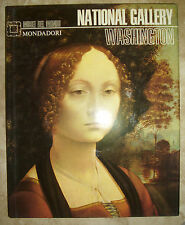 MUSEI DEL MONDO - NATIONAL GALLERY WASHINGTON - 1971 MONDADORI (PF)