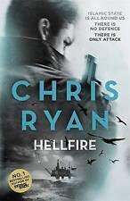 Hellfire by Chris Ryan, New Book (Paperback)