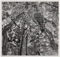 Aufklärer über Bourges. Orig-Pressephoto von 1939