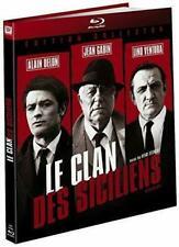 Blu Ray : Le clan des siciliens - Delon / Gabin / Ventura - Ed Digibook - NEUF